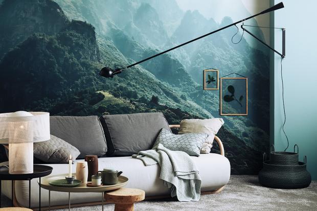 15 Special Bilder Von Vliestapete Modern Wohnzimmer