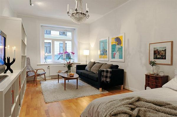 30 kluge Wohnideen für kleine Wohnung Archzine