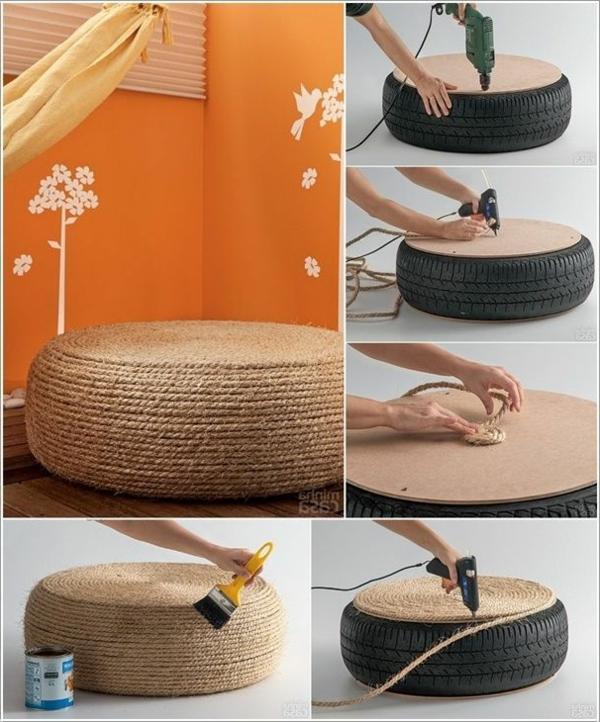 30 nautische Ideen mit Seil Dekoration Archzine