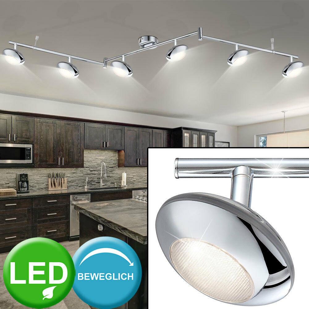 30 Watt LED Deckenleuchte Decken Lampe Wohnzimmer Strahler
