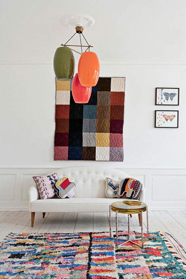 46 super aussehende bunte Teppiche Archzine