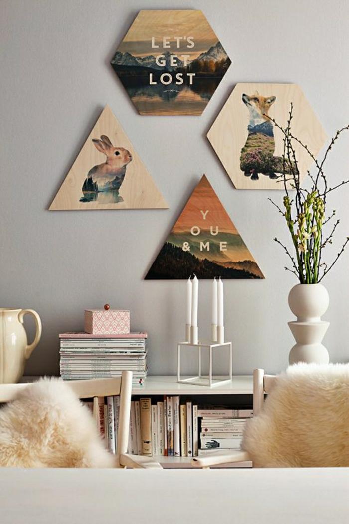 70 Wanddekoration Ideen zum Inspirieren Archzine