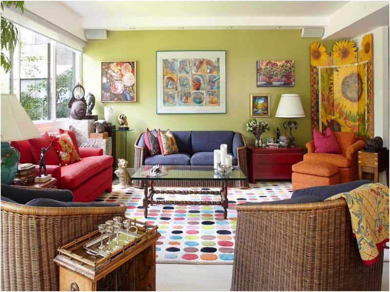 8 Gemütliches Wohnzimmer Farben Ideen für Ihren Versuch