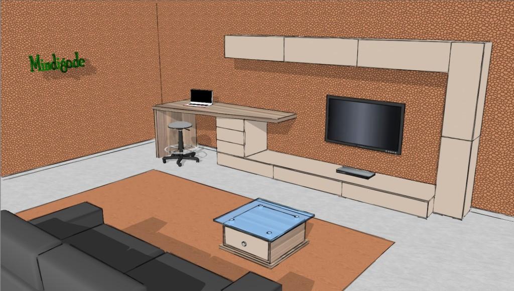 Arbeitsplatz Im Wohnzimmer arbeitsplatz im wohnzimmer
