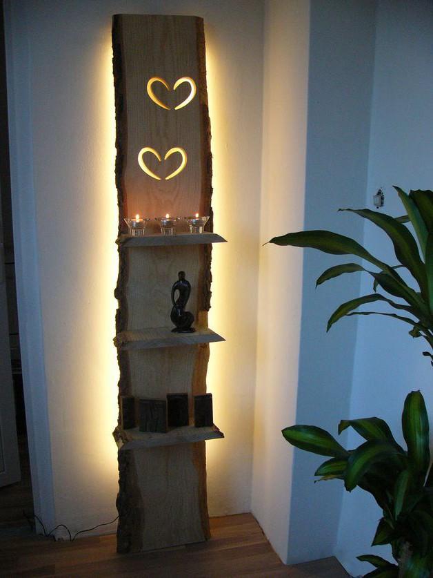 Atemberaubende Dekoration Frhlingsdeko Aus Holz Selber Machen