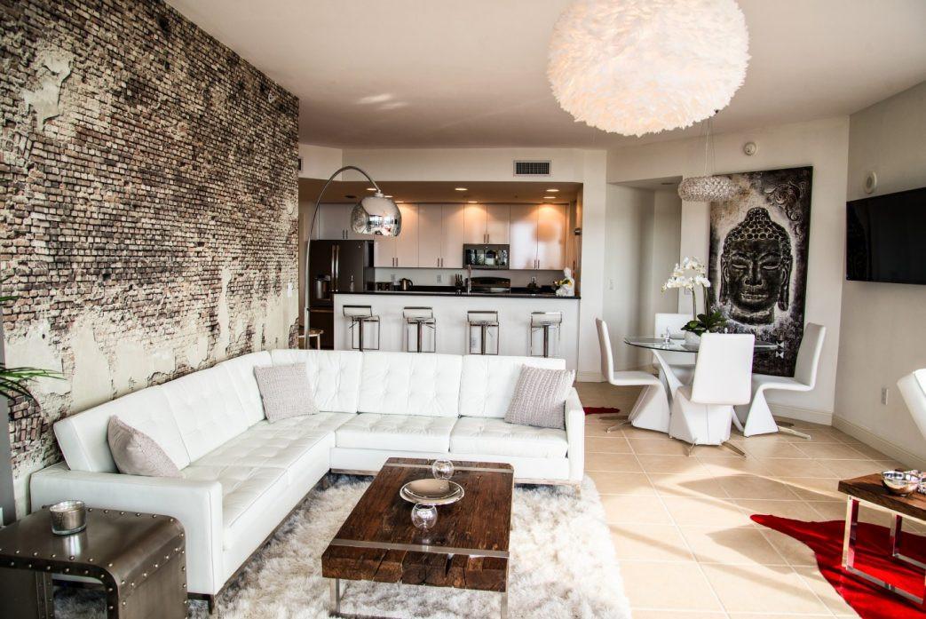 Atemberaubende Dekoration Industrial Look Wohnzimmer Set