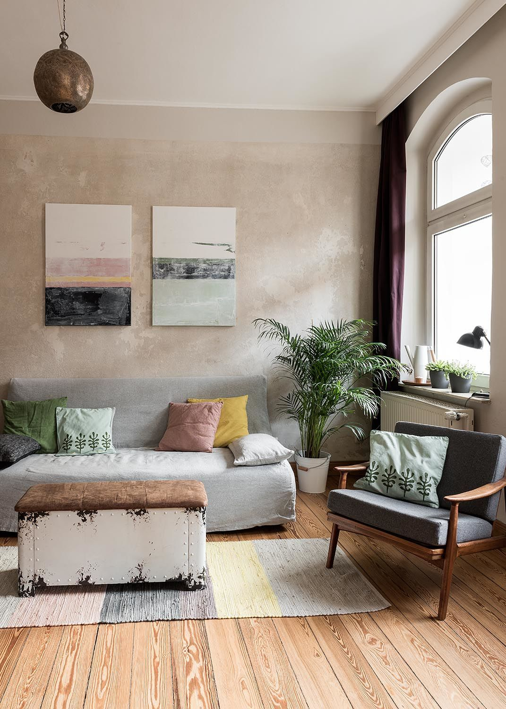 Vintage Wohnzimmer Tipps