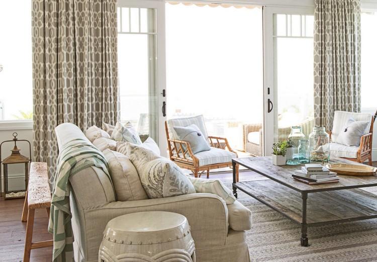 Beliebtes Interieur Wohnzimmer Einrichten Landhaus