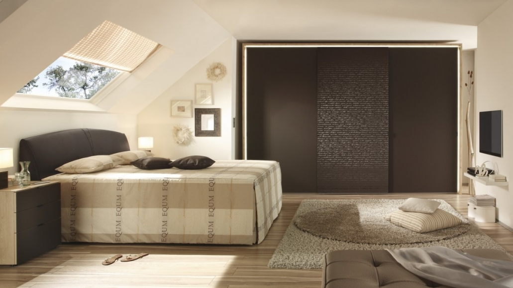 Bett Im Wohnzimmer Integrieren