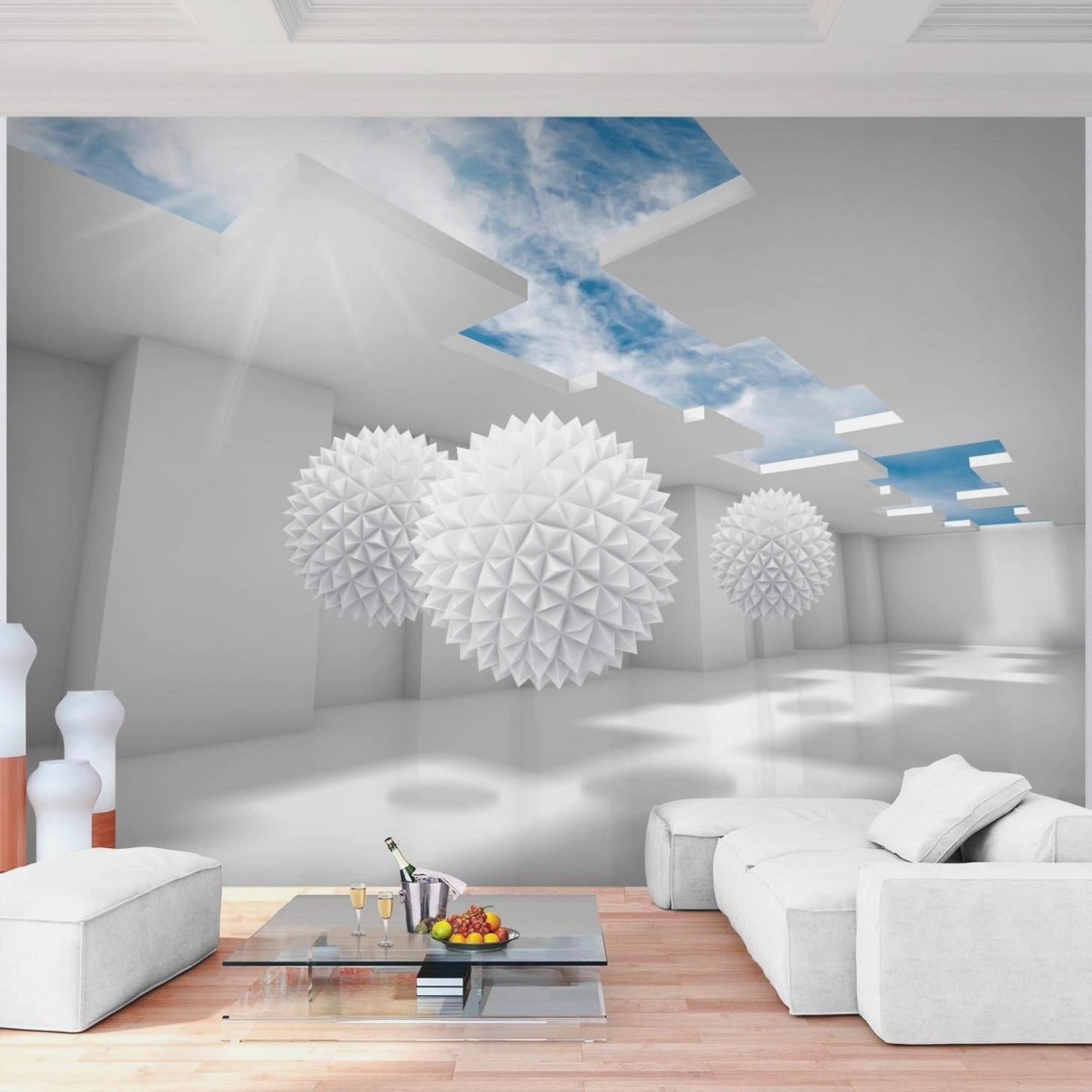 Blaue Tapeten Schlafzimmer
