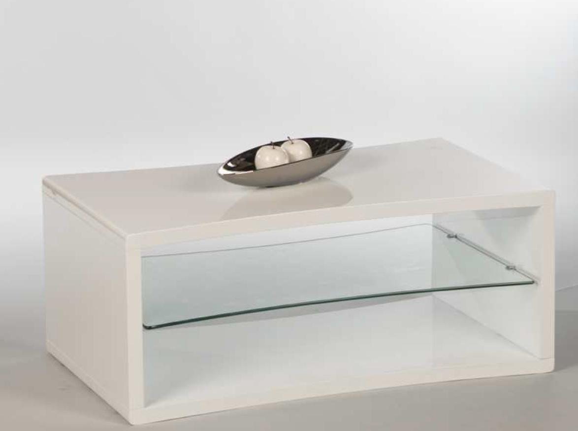 Couchtisch CURVE Beistelltisch Wohnzimmertisch Tisch in