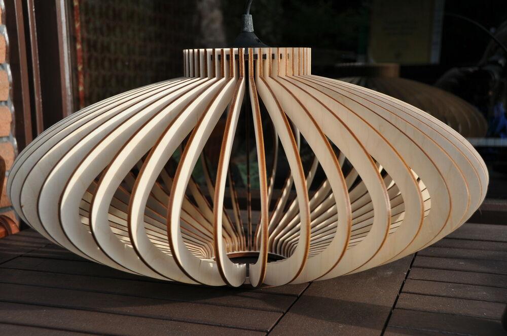 Deckenlampe Wohnzimmer Holz – Bvrao