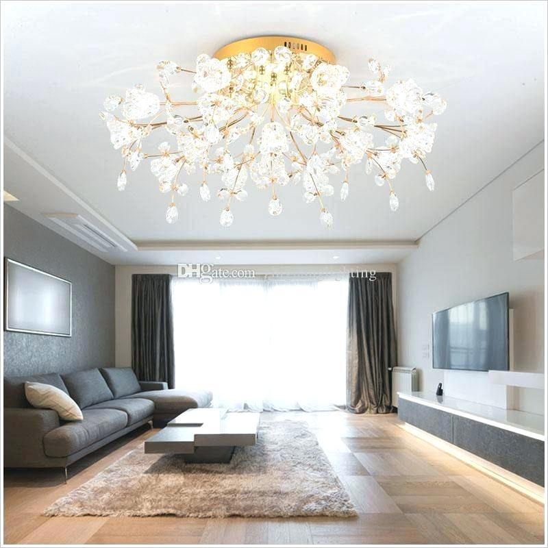 Deckenlampe Wohnzimmer Modern Modern N Led And
