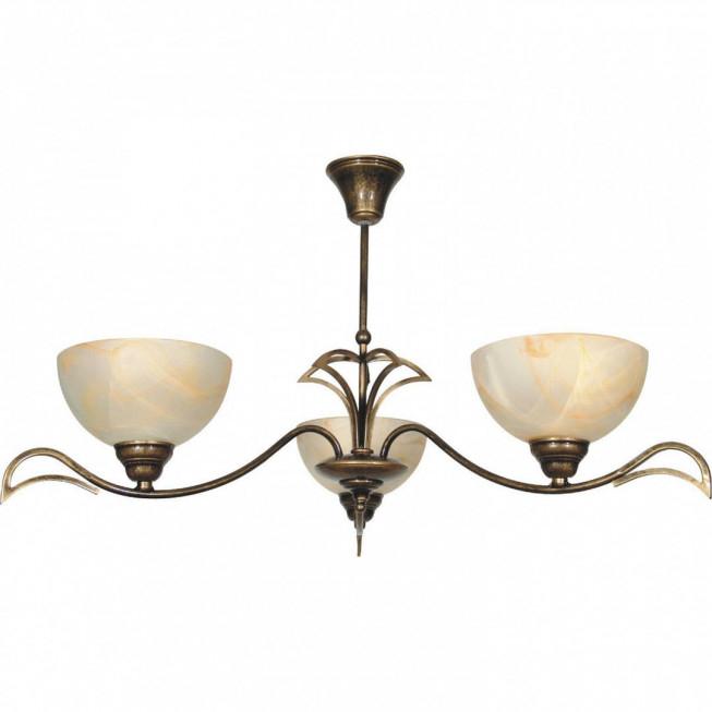 Deckenleuchte Messing Wohnzimmer Lampe Esszimmer