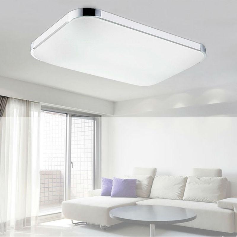 Deckenleuchten Wohnzimmer Modern Led Interior Design Und