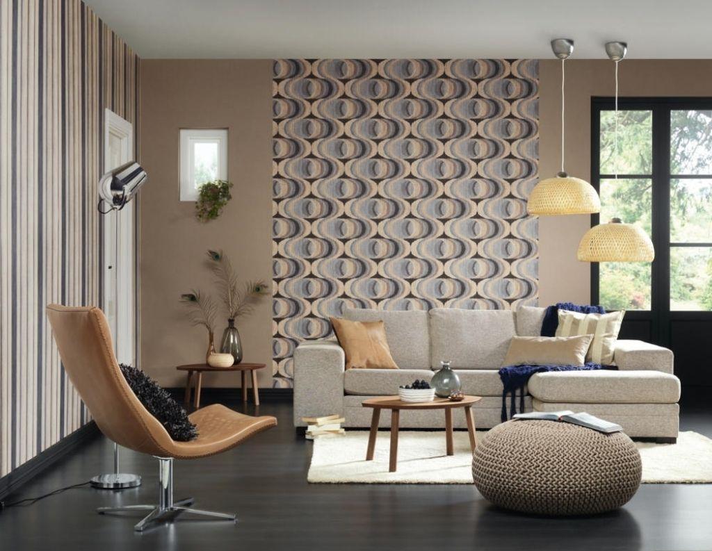 deko tapete wohnzimmer wohnzimmer tapeten ideen modern and