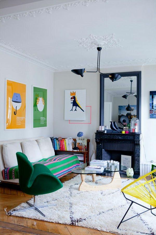Dekoartikel Wohnzimmer das Wohnzimmer Interieur ausmachen