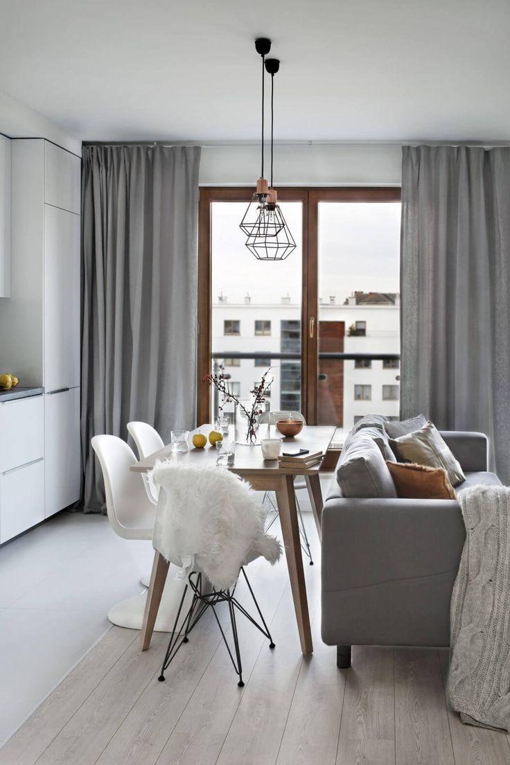 Die besten 25 Gardinen wohnzimmer Ideen auf Pinterest