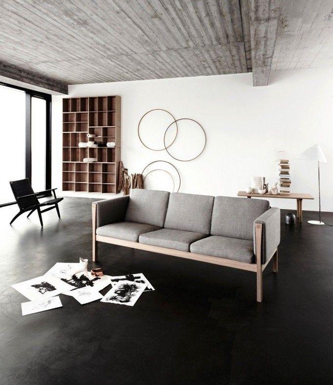 Die besten 25 Industrie stil wohnzimmer Ideen auf