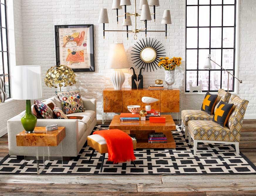 Die Teppiche Bunt für Ihre Haus Dekoration