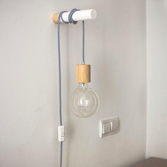 Dübel Zylinder Lampe