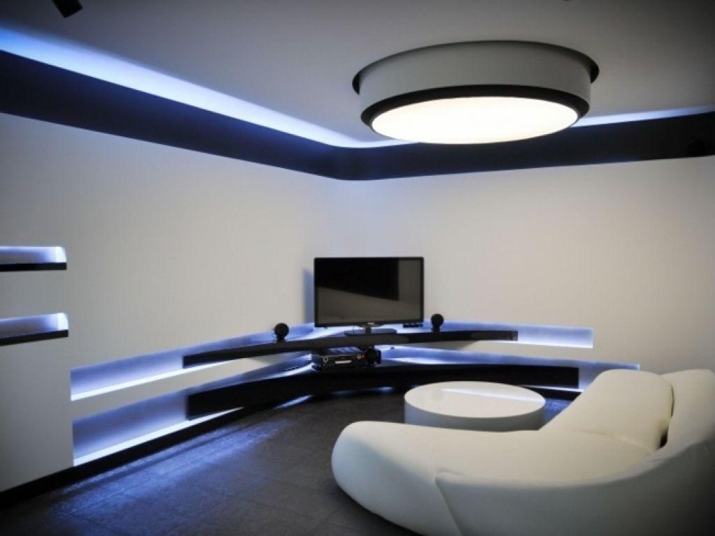 Eckschrank Wohnzimmer Modern Ideen