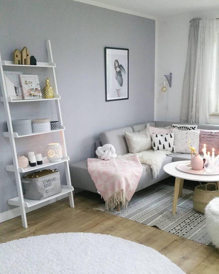 Ecksofa Fluente Wohnzimmer living room
