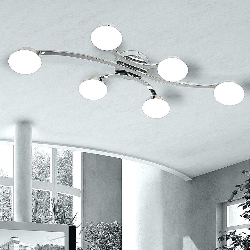 Etimear Led Deckenleuchte Dimmbar Deckenlampe Modern