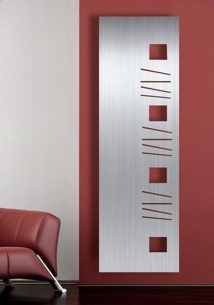 Exklusive Vertikale Design Heizkörper für moderne Küche