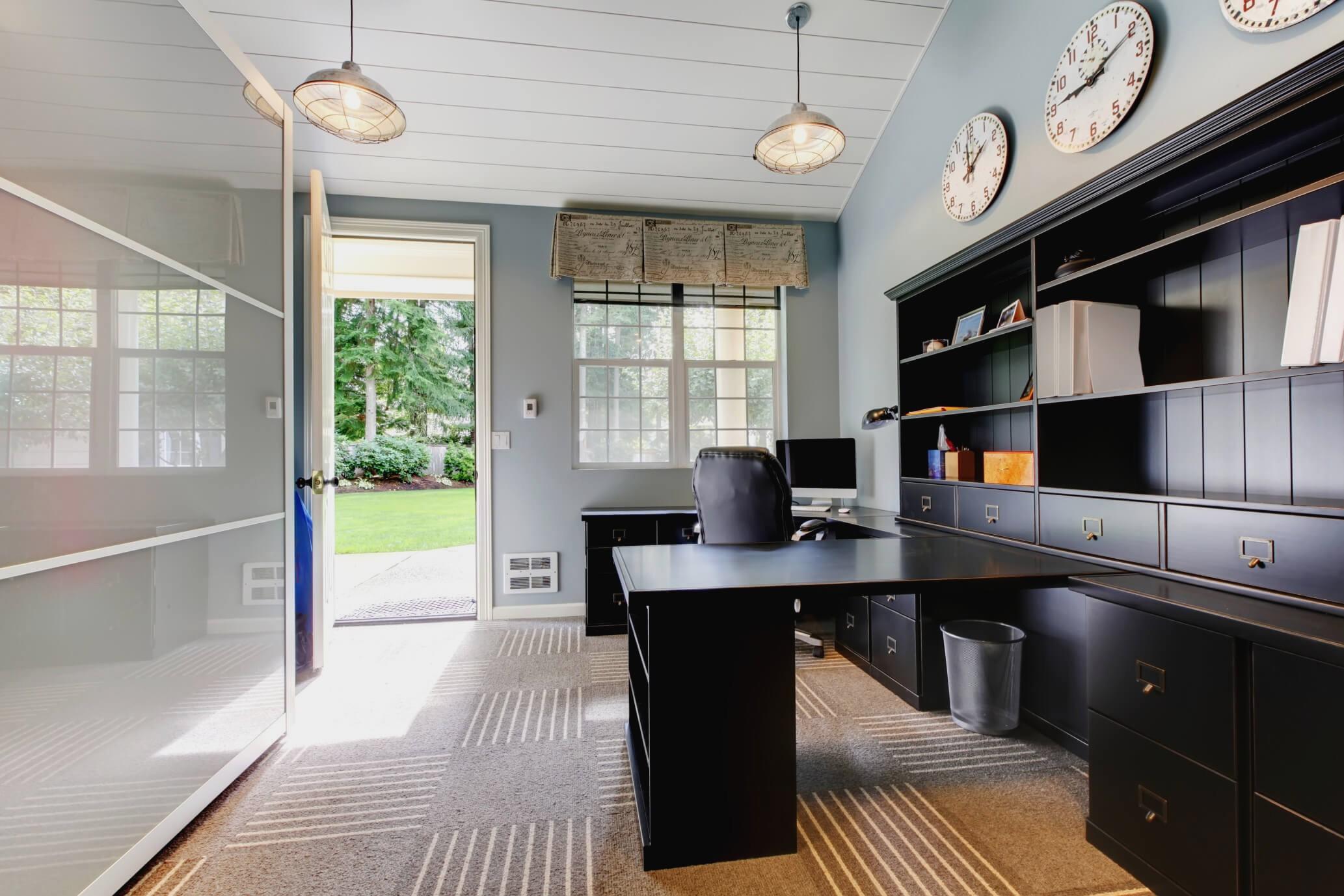 Fantastisch Schreibtisch Wohnzimmer Lösung 4085