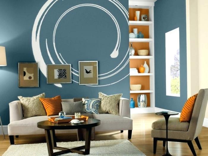 Farbgestaltung Wohnzimmer Streifen Das Beste Von Ideen