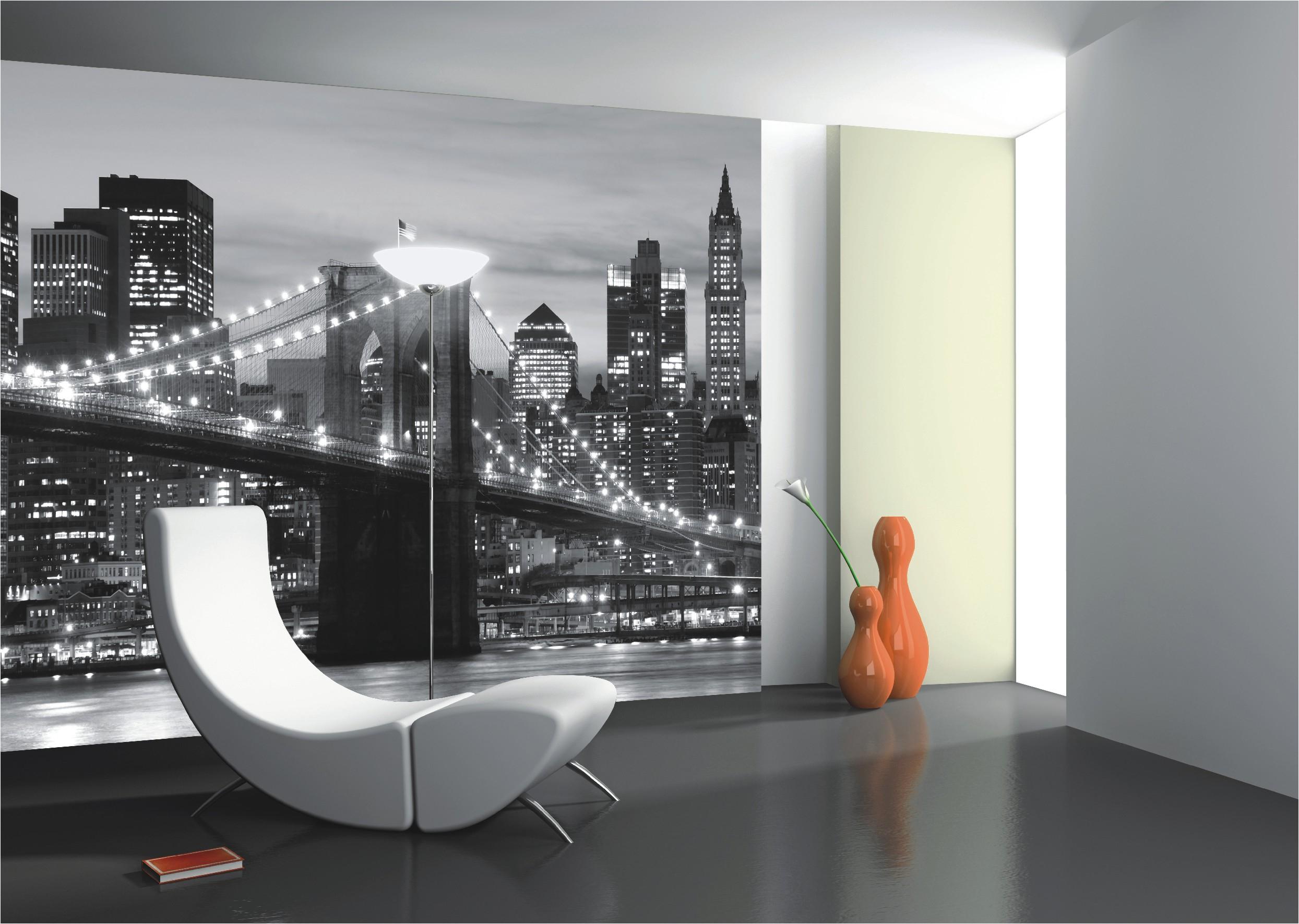 Fototapete New York Tapete und schöne Wohnzimmer