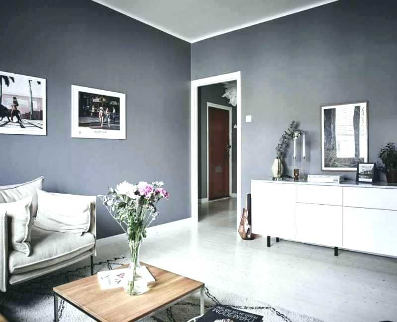 graue wand wohnzimmer