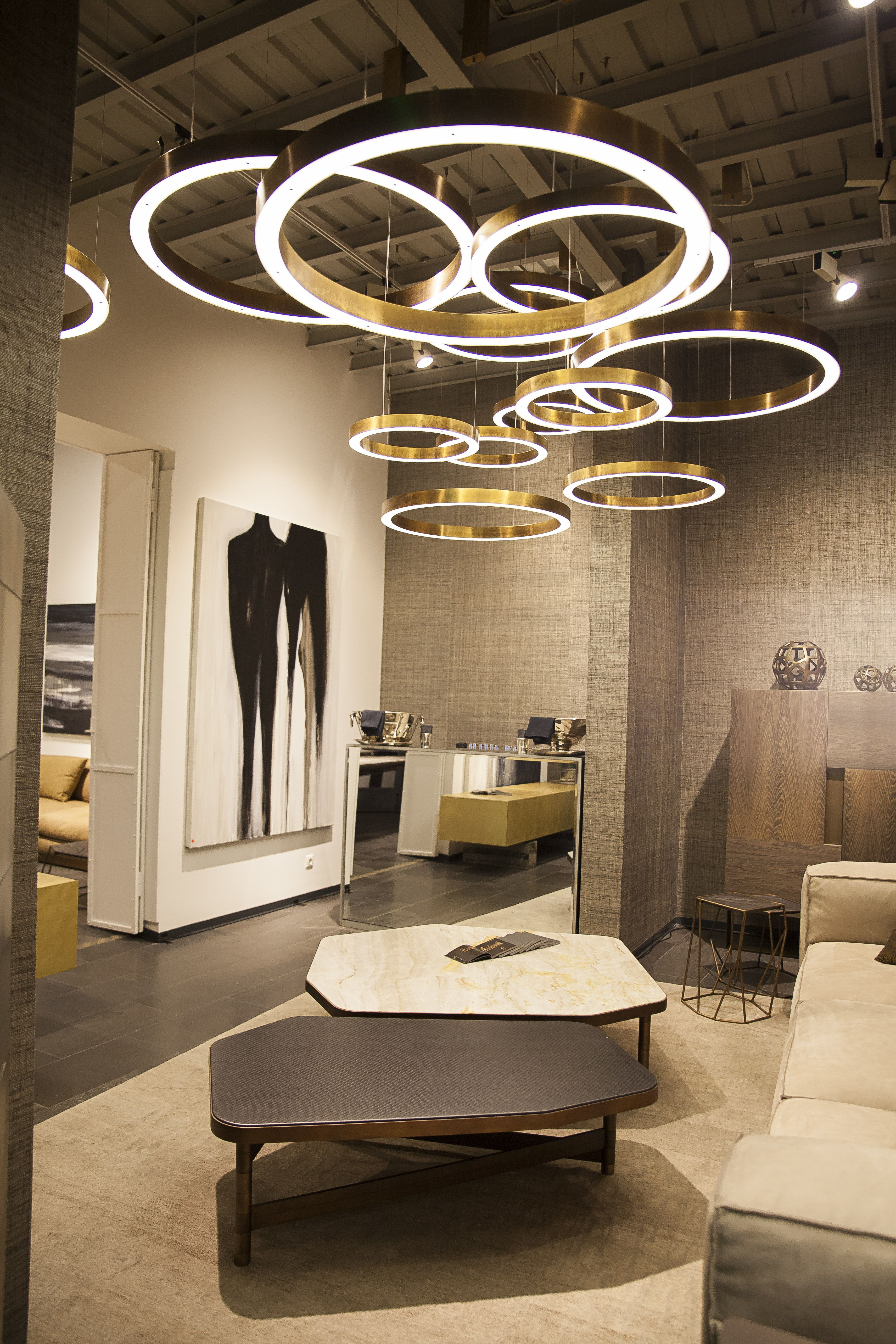 Henge exclusive flagship store in Istanbul Turkey Cote