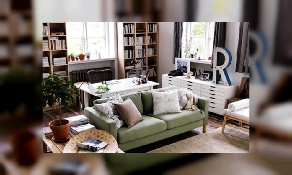 Home fice Wohnen mit puter & Co DAS HAUS