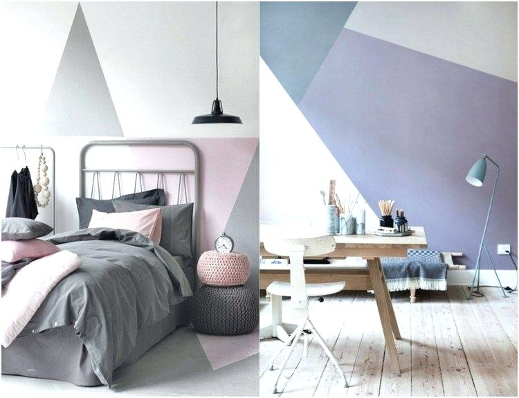 Ideen Wohnzimmer Wand Streichen Muster Ideen Zum Streichen
