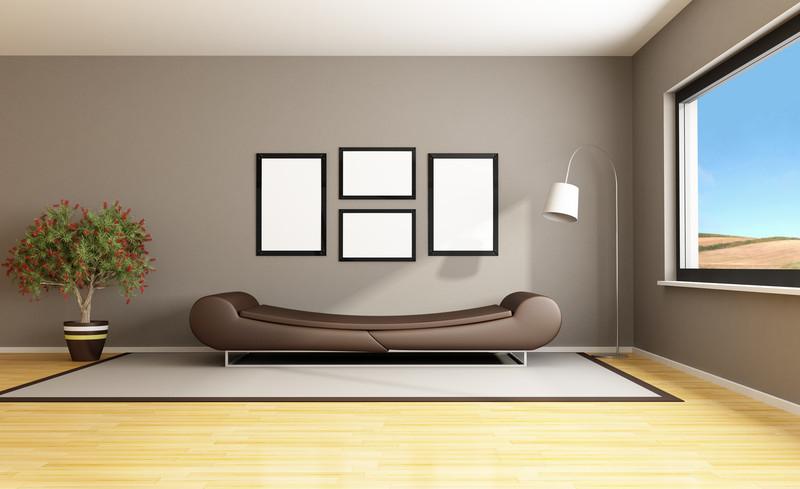 Ideen zum Wohnzimmer streichen 5 kreative Beispiele