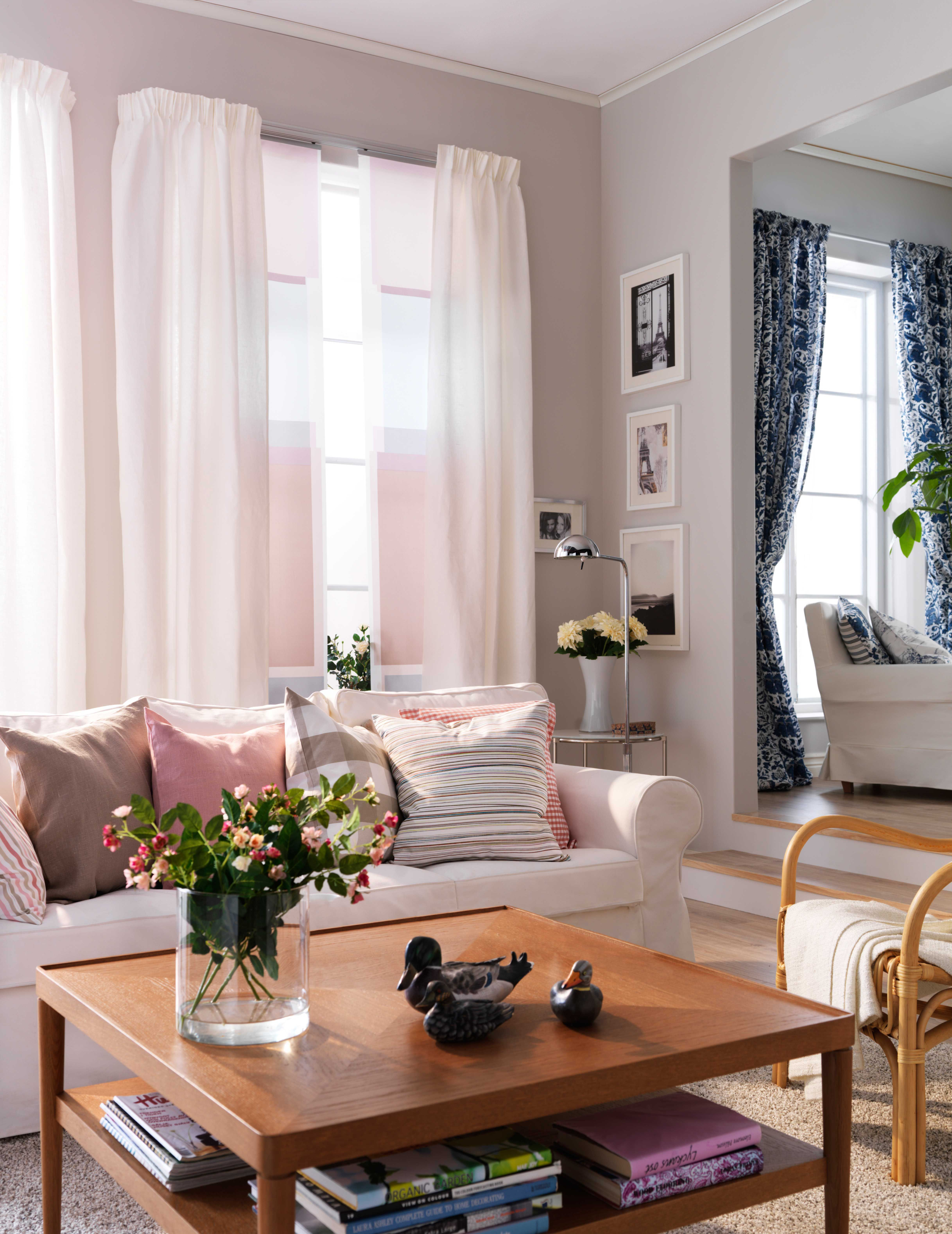 IKEA Österreich Inspiration Wohnzimmer Sitzecke Sessel