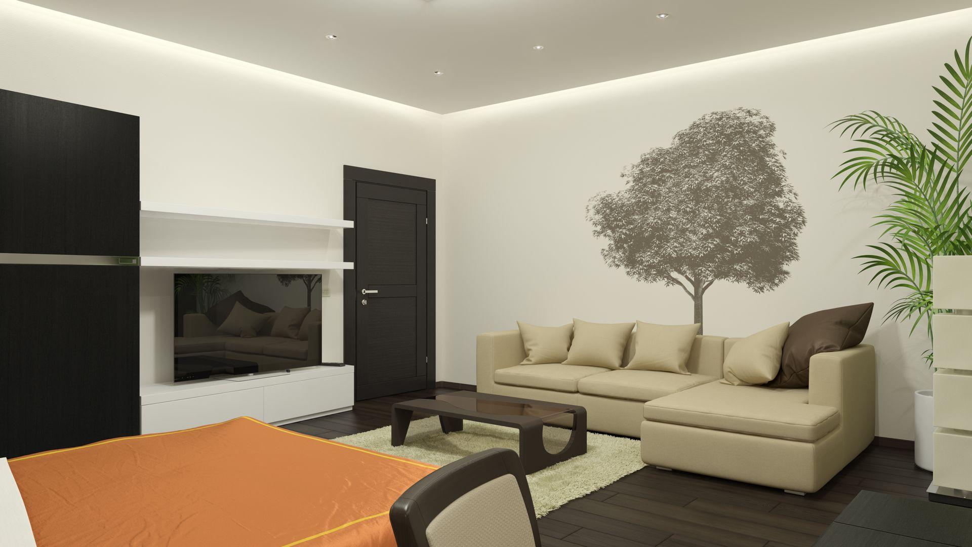 Indirekte Beleuchtung an Wand & Decke selber bauen