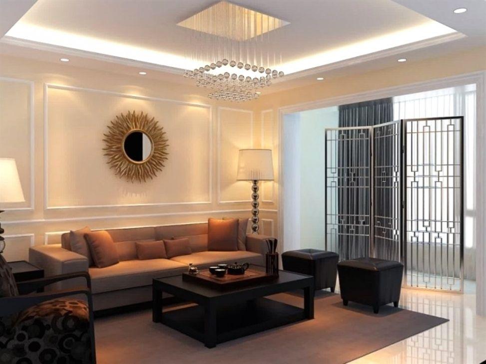 Inspirierend Wohnzimmer Decken Ideen