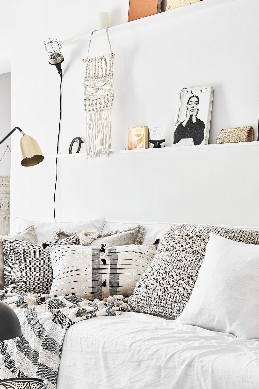 Kissen Tassel Living room