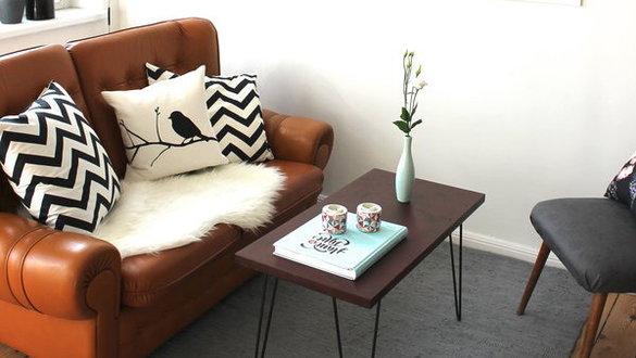 Kleine Wohnung einrichten besten Ideen