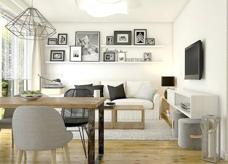 Kleines Wohn Und Esszimmer Einrichten Kleines Wohnzimmer