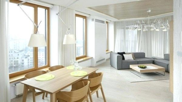 Kleines Wohnzimmer Mit Essecke Essbereich Einrichten Ideen
