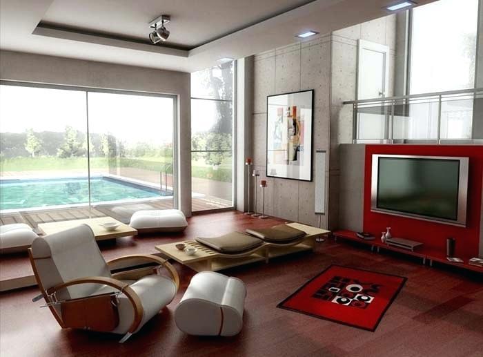 Kleines Wohnzimmer Modern Einrichten Ideen – liukastumisfo