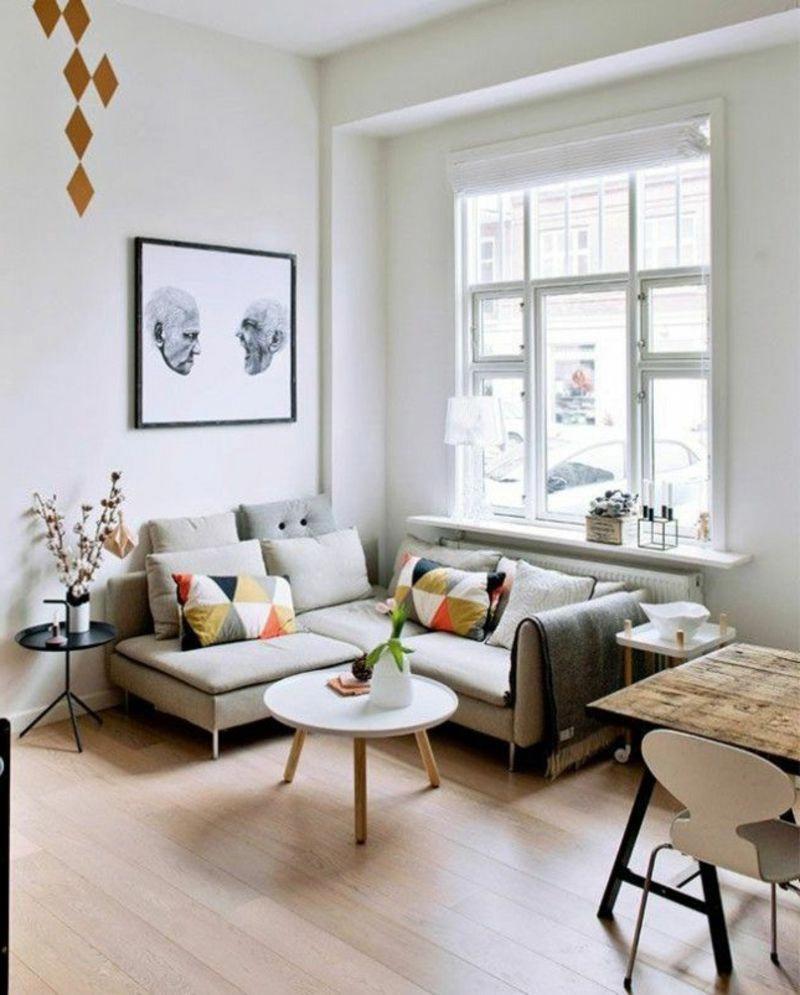 Kleines Wohnzimmer Optimal Einrichten für Stunning Kleine