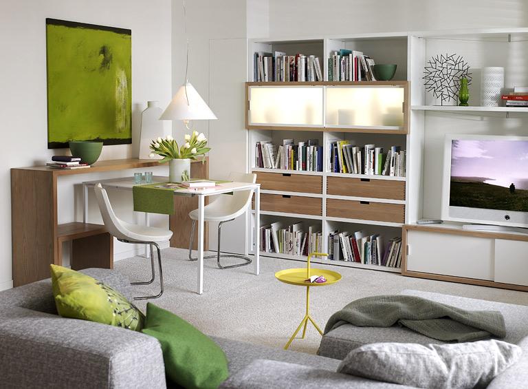 Kombiniertes Ess und Wohnzimmer Bild 7 [SCHÖNER WOHNEN]
