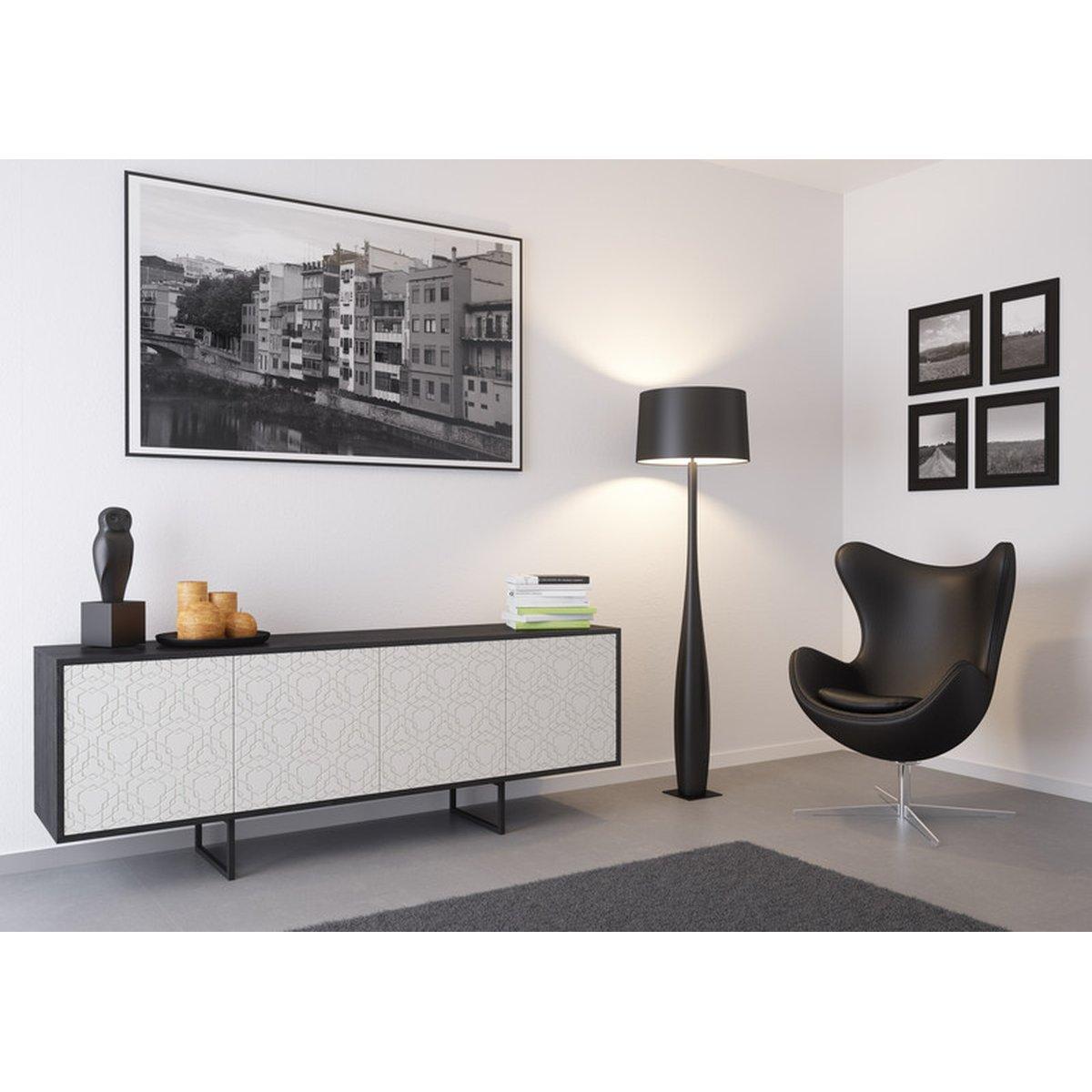 Kommode Sideboard Lowboard Anrichte Wohnzimmer Schrank