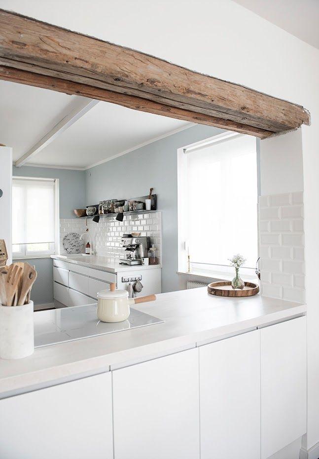 Küchen Fresh up Ein Hauch von Blau