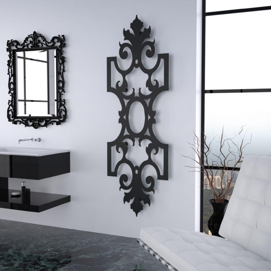 Kunst und Wärme im Stil vertikale Design Heizkörper